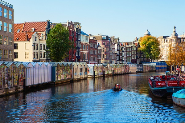 Bloemenmarkt- Amsterdam