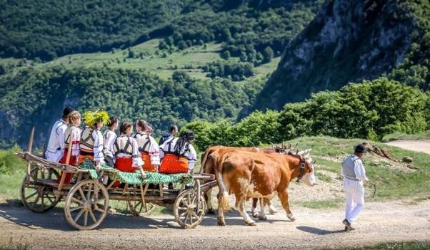 Muntele Gaina-Targul de fete
